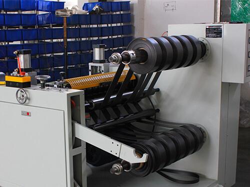 Foam Tape Slitting Machine
