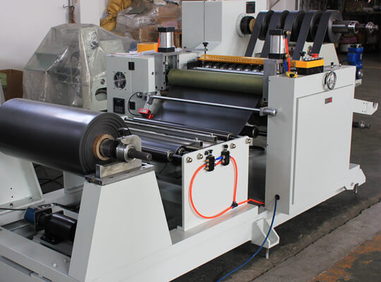Foam Slitting Machinery