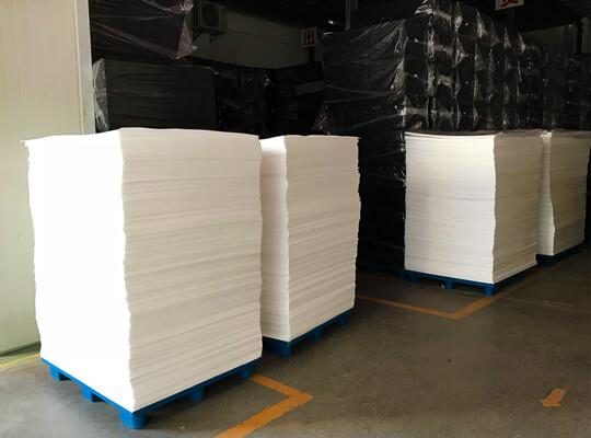 Sliced EPP Foam Sheets
