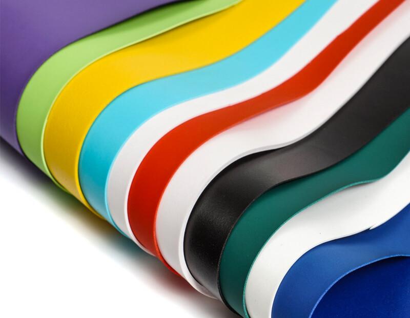 Colorful Soft PVC Foam Sheets