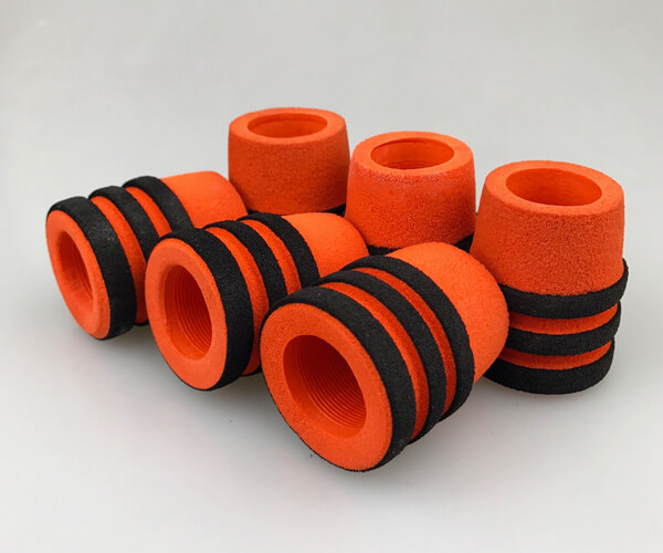 Custom Color Foam Grips