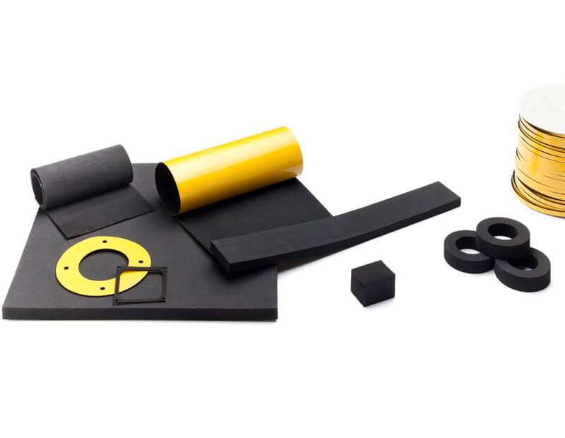 Custom Fabricated Neoprene Foam Rubber Products