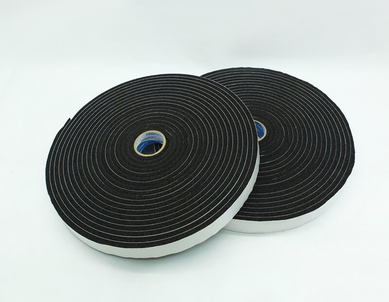 EPDM Foam Rubber Tapes with Adhesive Back