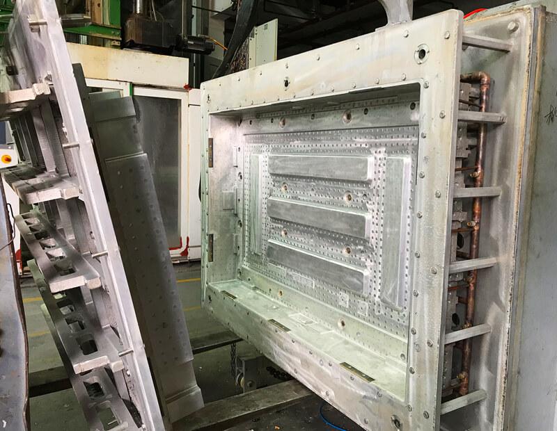 EPP Foam Production Molding Tool