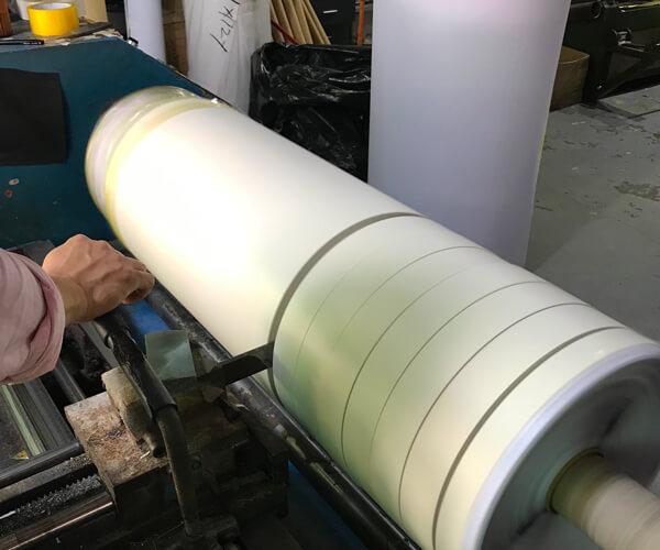 Foam Fabrication for Foam Rolls