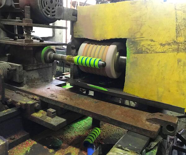 FoamRubber Grip Production Process