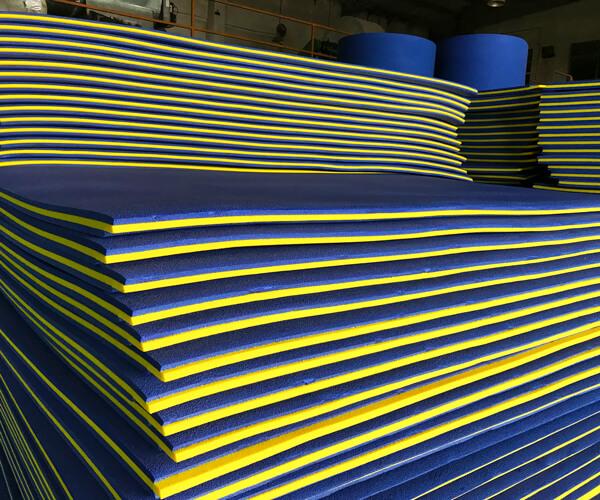 Laminated PE Foam Sheets