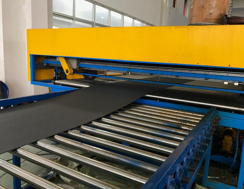 PVC Nitrile Foam Rubber Production Machinery