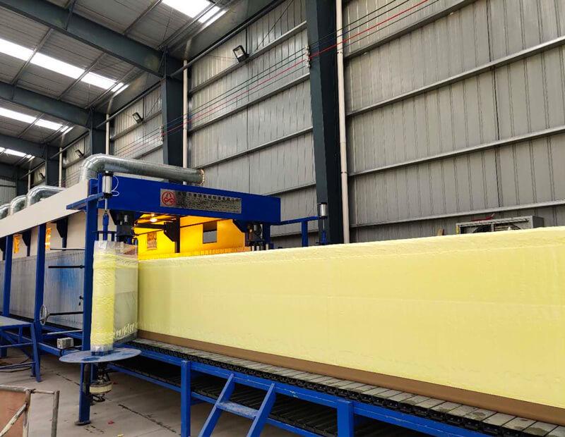 Polyurethane Foam Production Machine Line