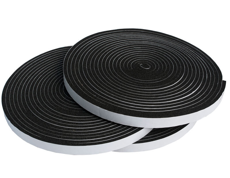Vinyl Nitrile Foam Rubber Tapes
