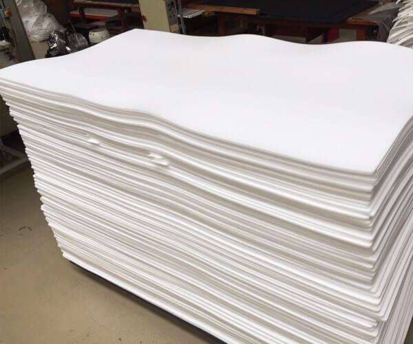 White EVA Foam Sheets