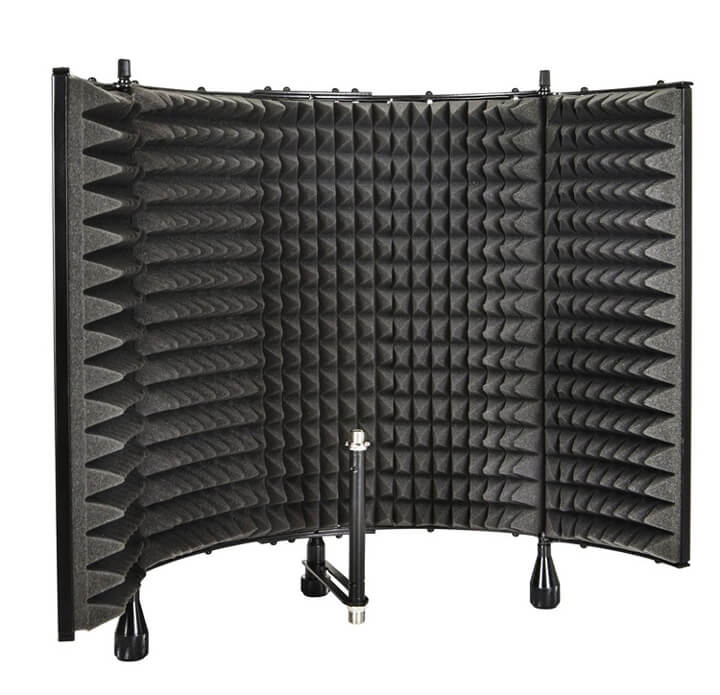 Convoluted Foam Panel for Recording Room Acoustic Insulation