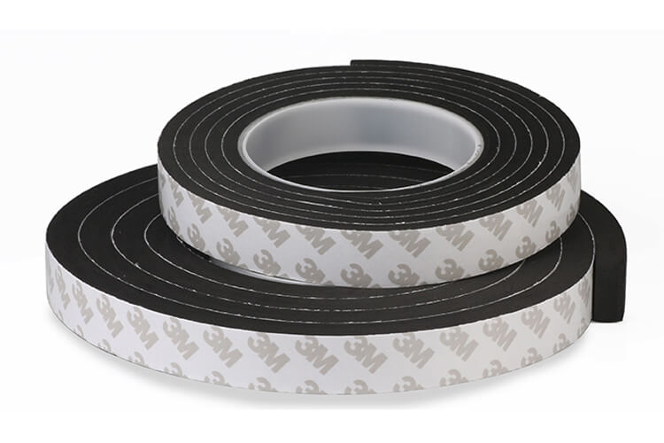 EVA Foam Tape with 3M Adhesive Backed