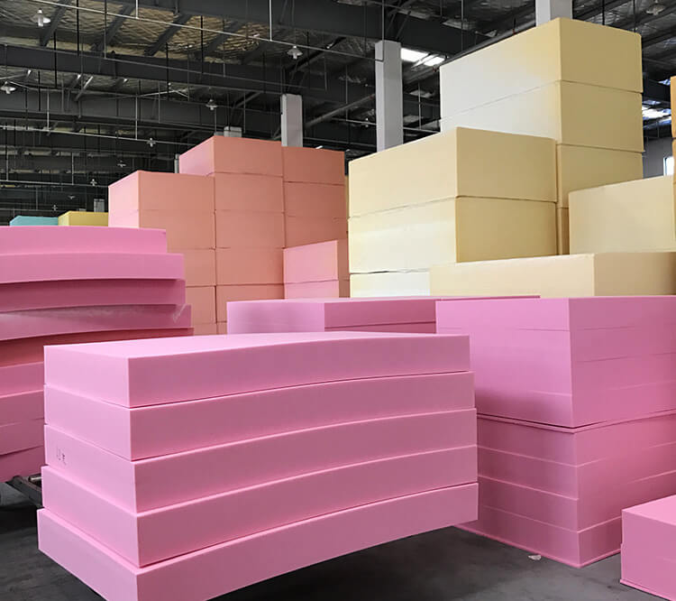 Foam Material Advantages: Cushion, Insulation, Resistance