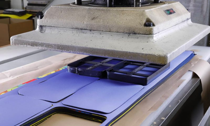 Foam Product Common Sense with Foam Pad Cutting