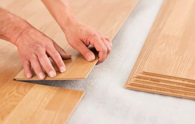 Foam Underlay for Flooring Moisture Insulation