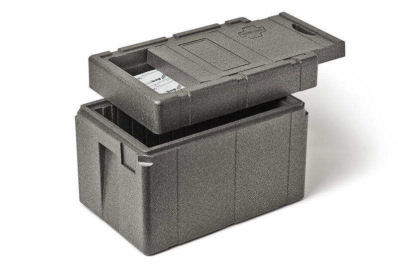 Heat and Thermal Insulation EPP Foam Container