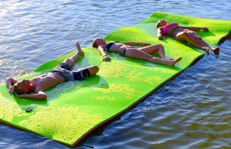 Waterproof Polyethylene Foam Floating Mat