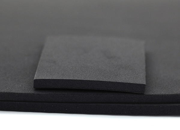 Closed Cell Neoprene Foam Rubber Sheets
